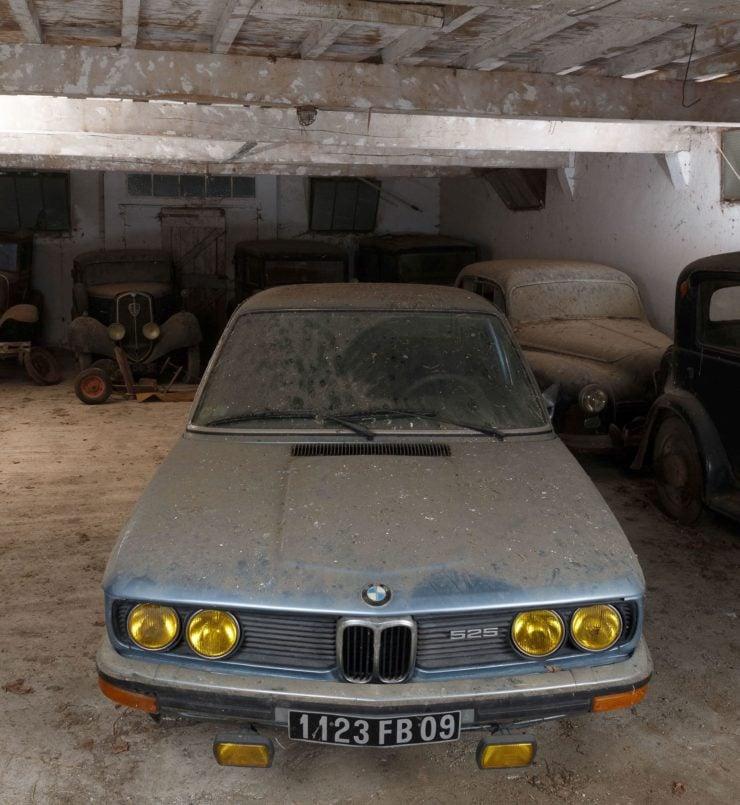 BMW 525 E12 Top