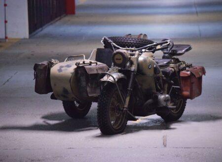 BMW R75 Sidecar