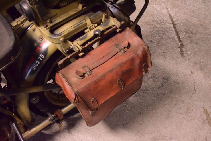 BMW R75 Sidecar Bag