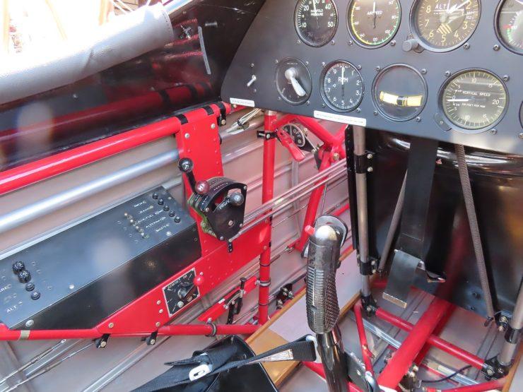 Boeing Stearman Cockpit 3