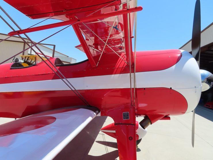 Boeing Stearman Side 2