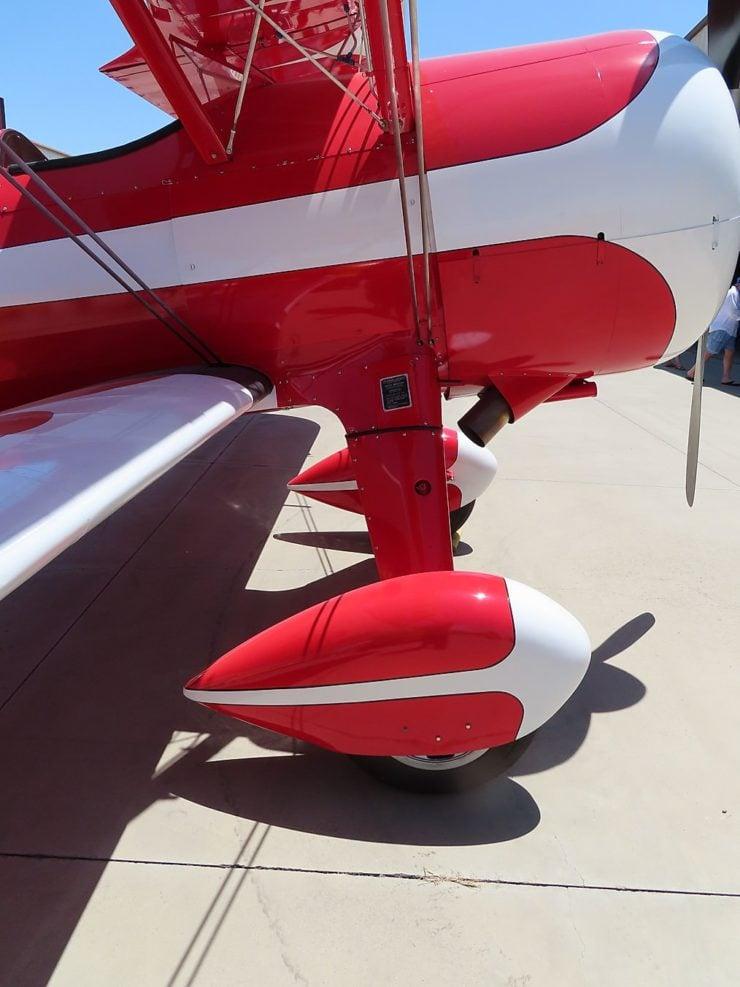 Boeing Stearman Wheel Cowling