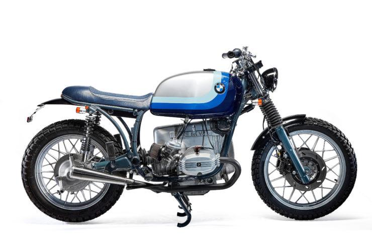 Custom BMW R100RT