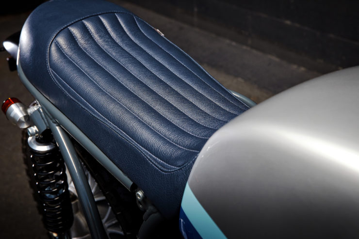 Custom BMW R100RT Seat