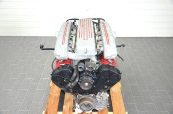 Ferrari 575M V12 Engine