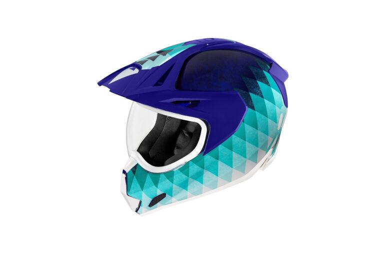 The New Icon Variant Pro Hello Sunshine Helmet