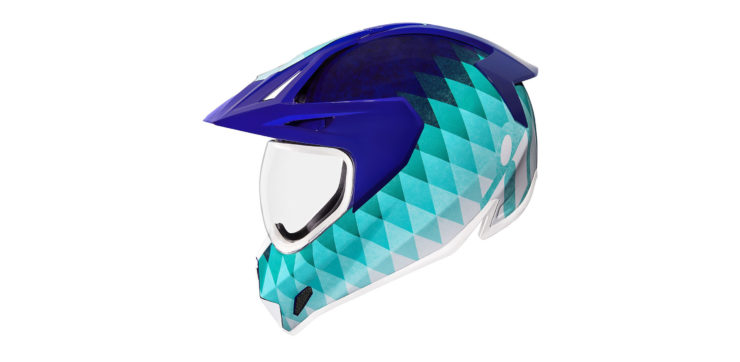 Icon Variant Pro Hello Sunshine Helmet Side