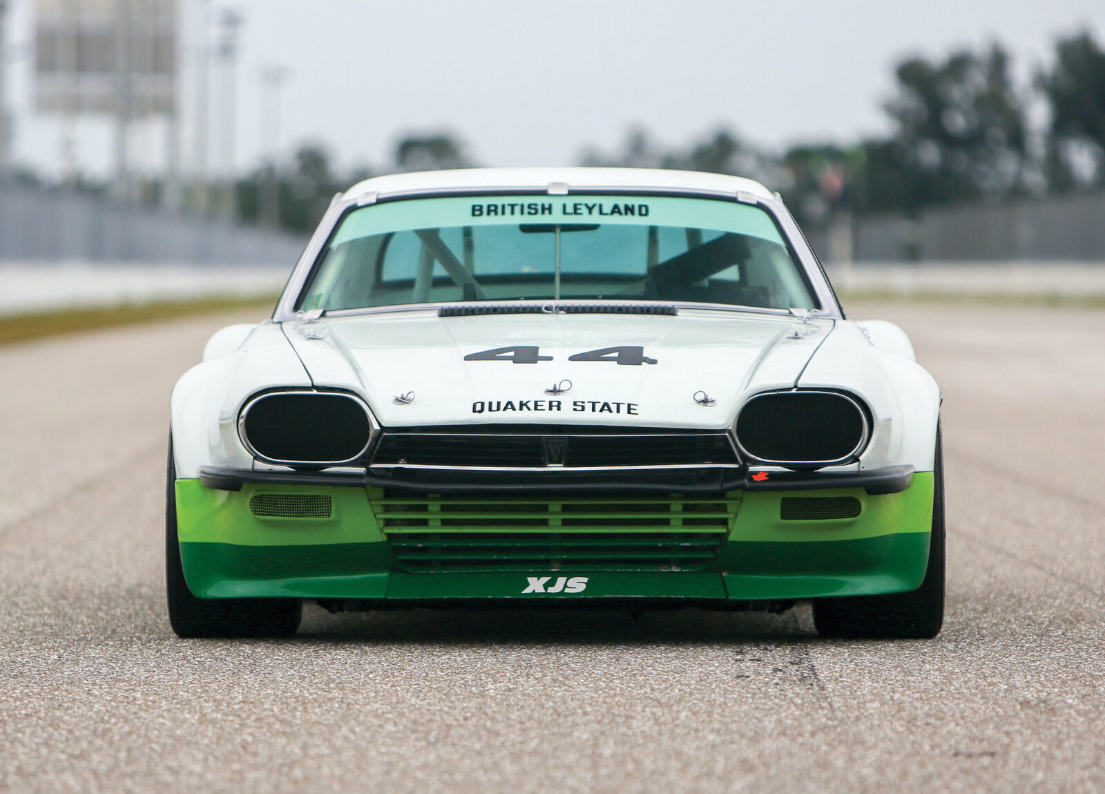 Jaguar XJS Group 44 Trans-Am Car