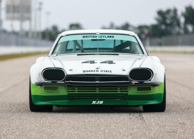 This Is The 1978 Jaguar XJS Group 44 Trans-Am Championship Winner