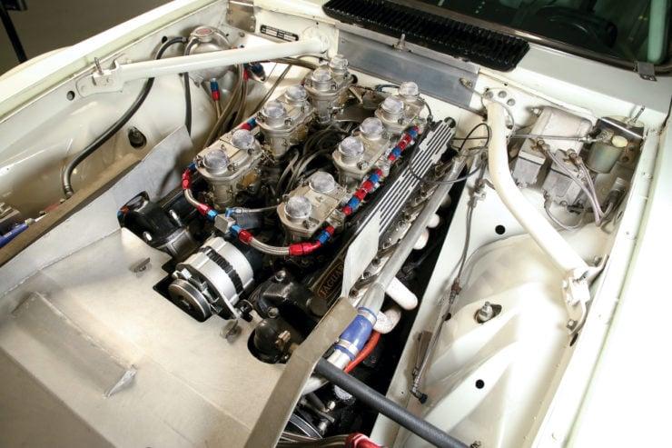 Jaguar XJS Group 44 Trans-Am Engine