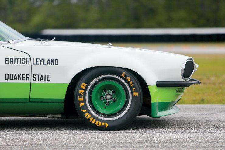 Jaguar XJS Group 44 Trans-Am Front End