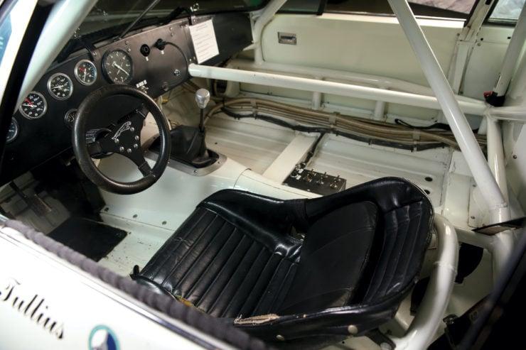 Jaguar XJS Group 44 Trans-Am Interior