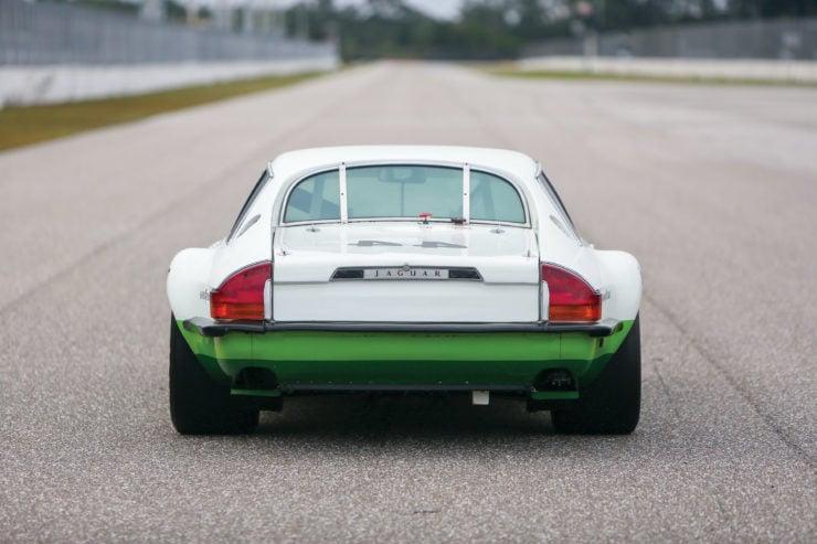 Jaguar XJS Group 44 Trans-Am Rear