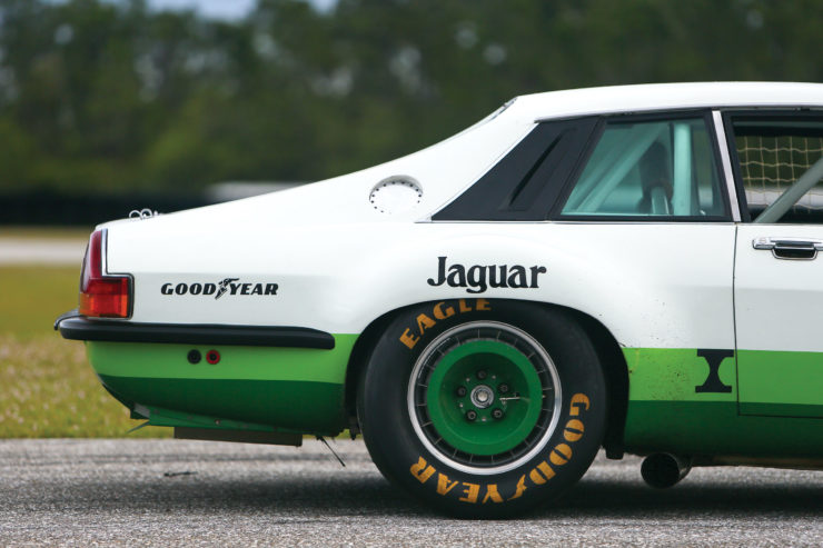 Jaguar XJS Group 44 Trans-Am Rear End