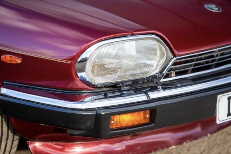 Jaguar XJS Headlights