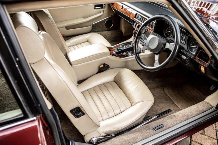 Jaguar XJS Interior