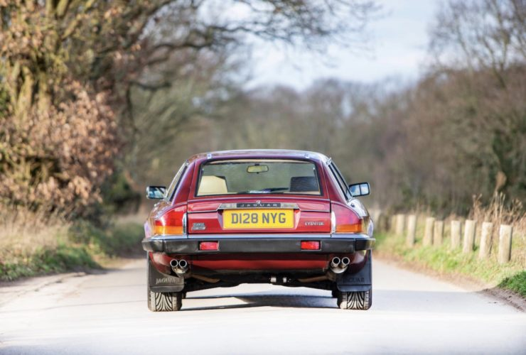 Jaguar XJS V12 Lynx Eventer Sports Estate Rear
