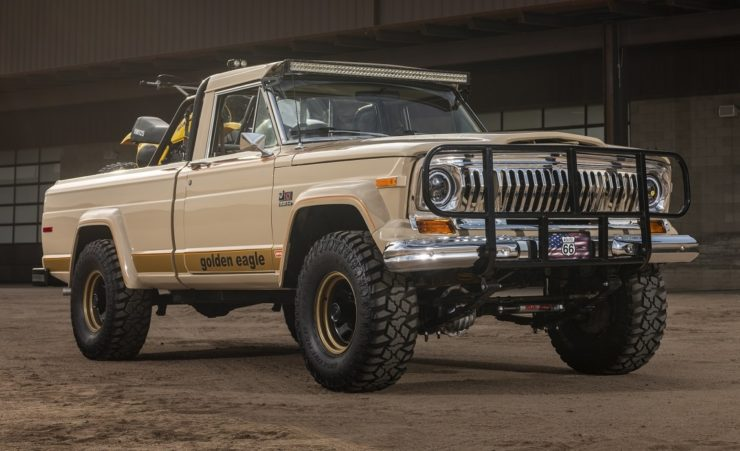 Jeep J10 Golden Eagle Pickup
