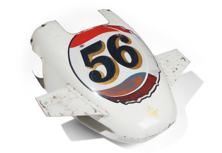 The Nose Cose from Jim Hurtubise's 1969 Mallard-Offenhauser Indy 500 Car