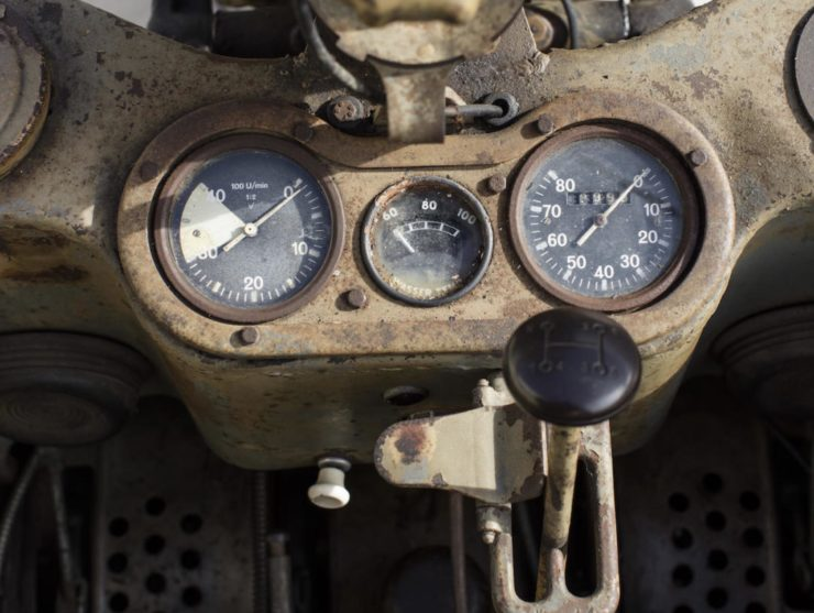 Kettenkrad - NSU Sd. Kfz. 2 Gauges
