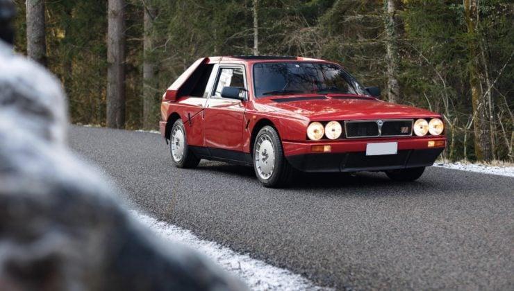 Lancia Delta S4 Stradale 1