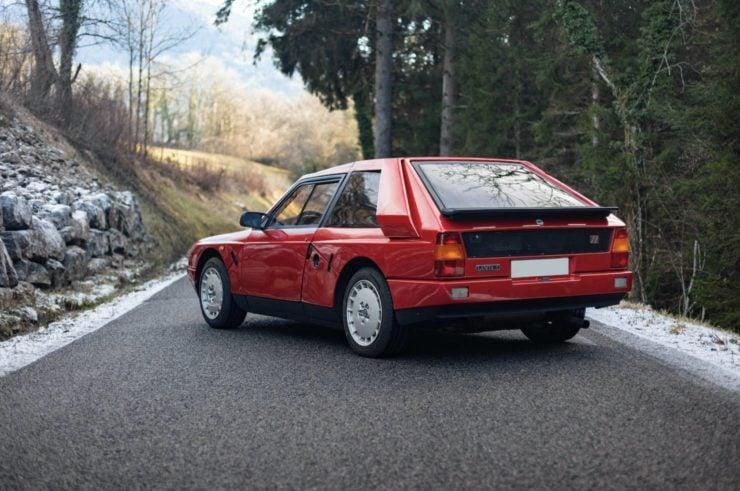 Lancia Delta S4 Stradale 4