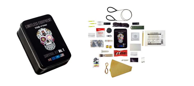 Limitless Equipment Mark 1 Survival Kit 1