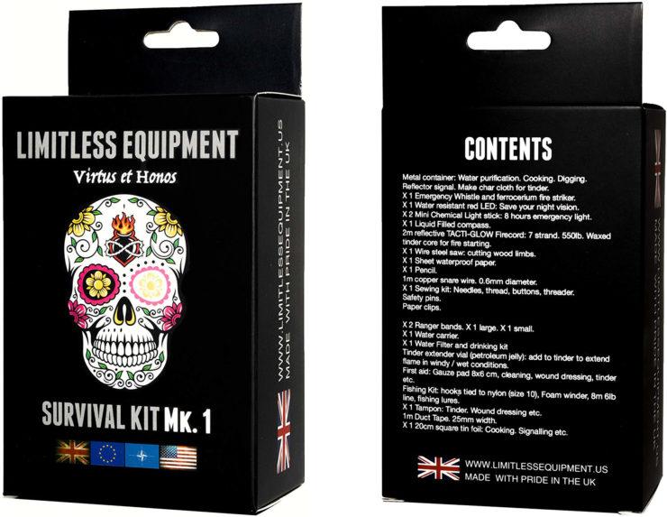 Limitless Equipment Mark 1 Survival Kit 3