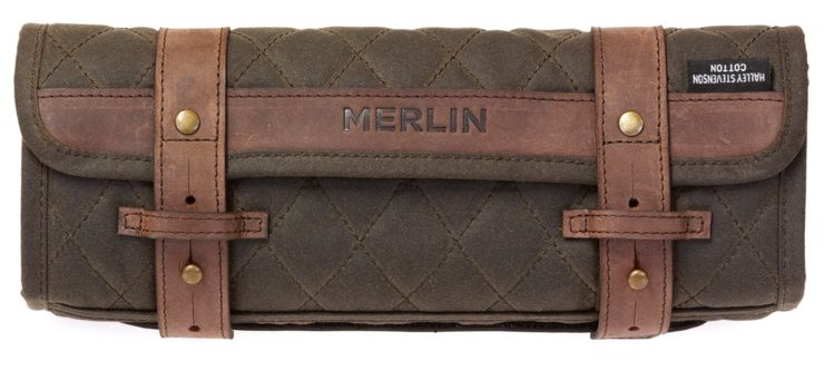 MERLIN CHAPLOW TOOL ROLL Front
