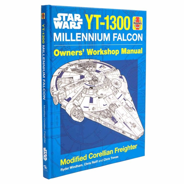 Millennium Falcon - Owners' Workshop Manual Book