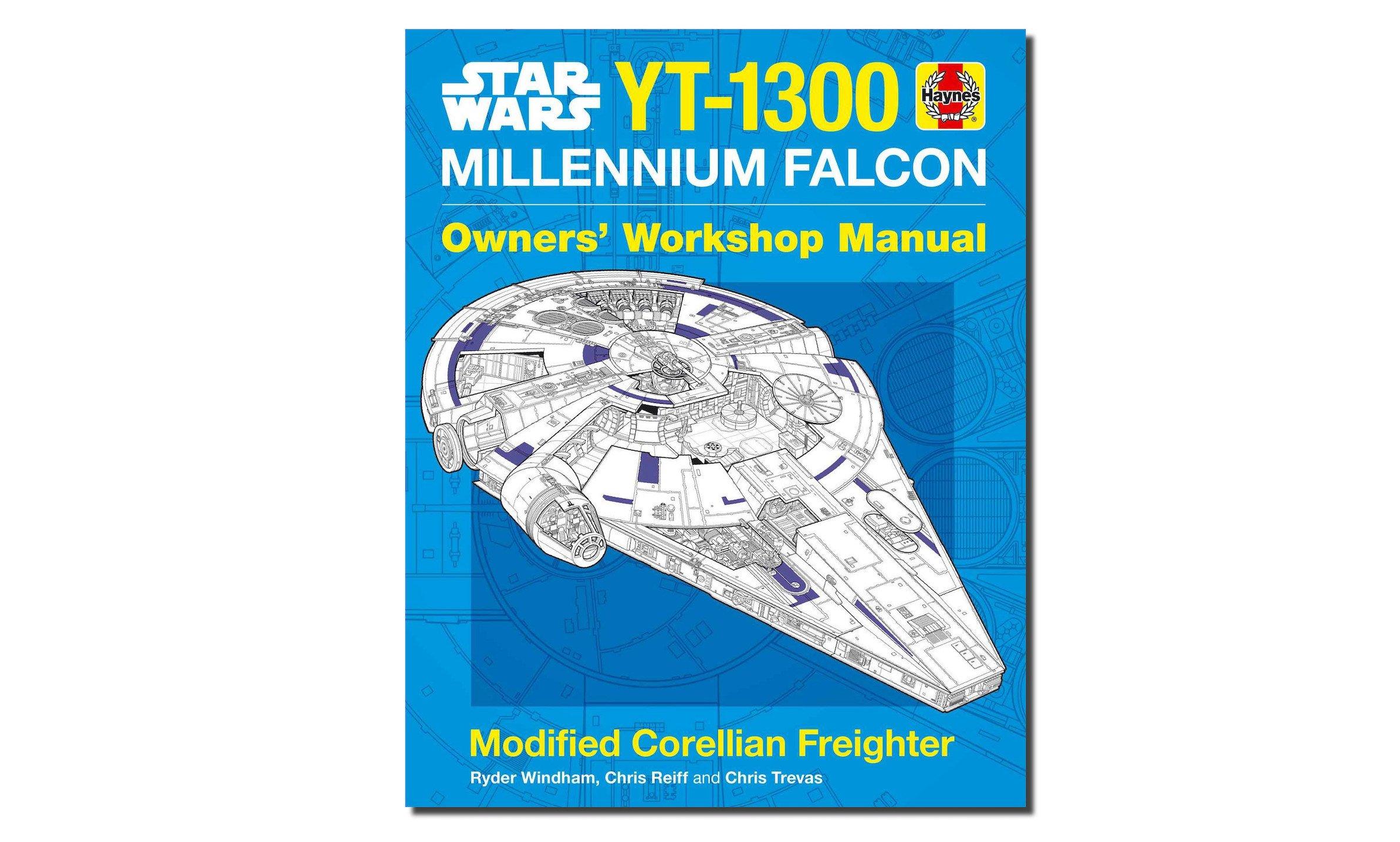 Millennium Falcon - Owners' Workshop Manual