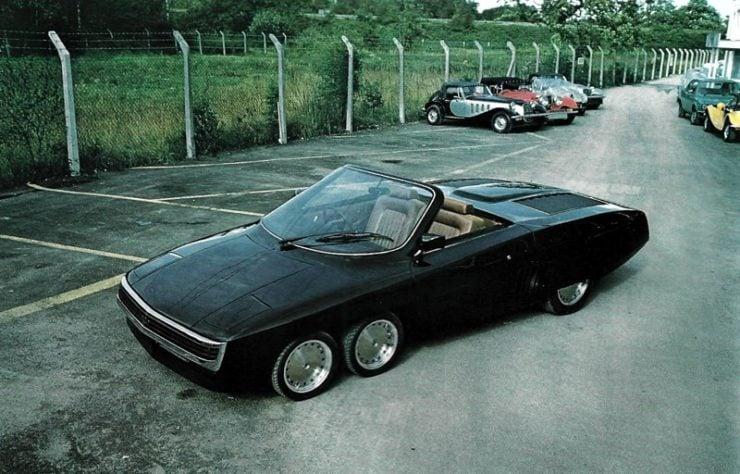 Panther 6 Car Factory 2