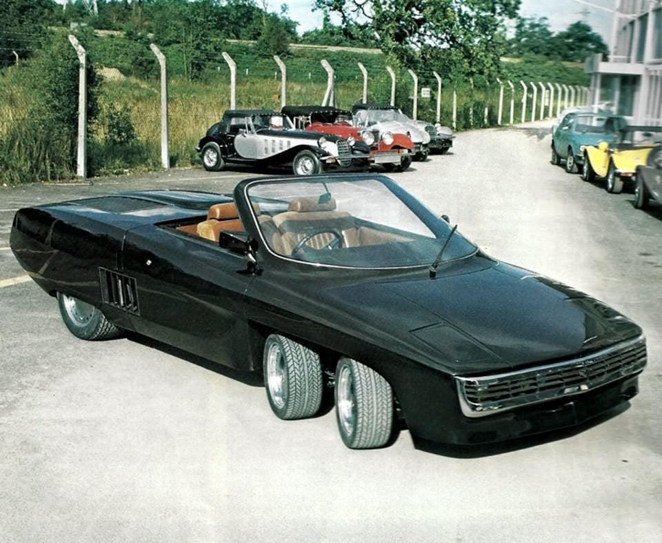 Panther 6 Car Factory