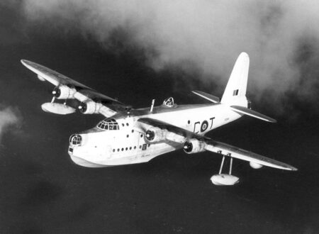 Short Sunderland Flying Boat