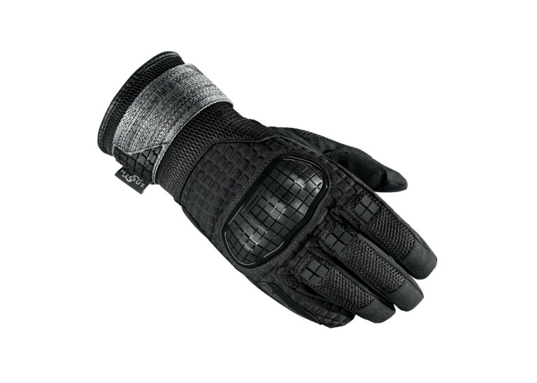 The New Spidi Rainwarrior H2Out Motorcycle Gloves