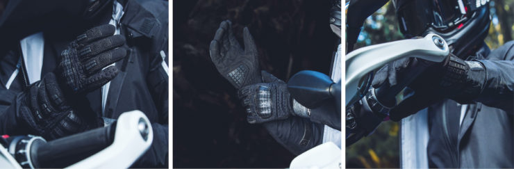 Spidi Rainwarrior H2Out Gloves Model