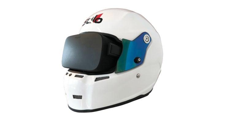 Stilo ST5VR Sim Racing Oculus Helmet Main