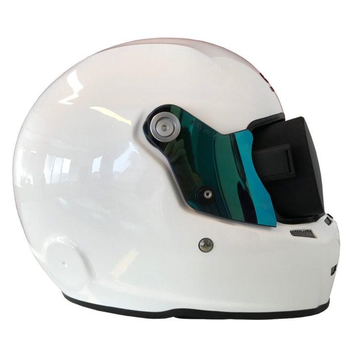 Stilo ST5VR Sim Racing Oculus Helmet Side