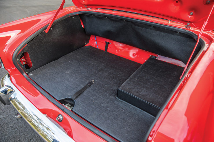 Sunbeam Tiger Trunk