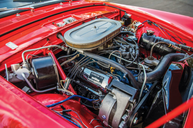 Sunbeam Tiger V8 Engine