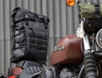 The Biltwell EXFIL-60 Bag - Motorcycle Utility Bag