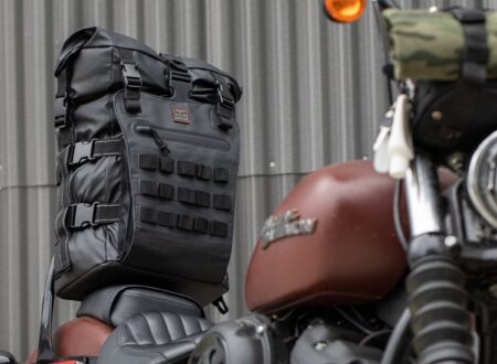 The Biltwell EXFIL-60 Bag - Motorcycle Utility Bag