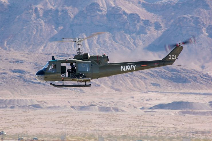 The Huey - Bell UH-1 1