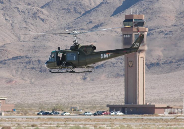 The Huey - Bell UH-1 3