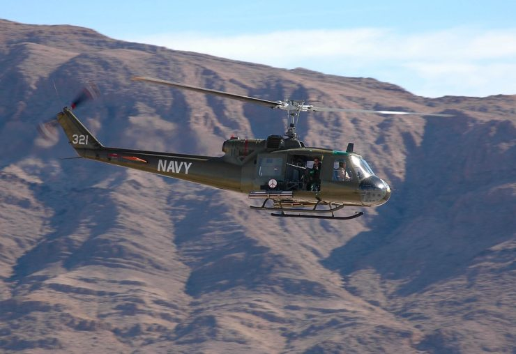 The Huey - Bell UH-1 4