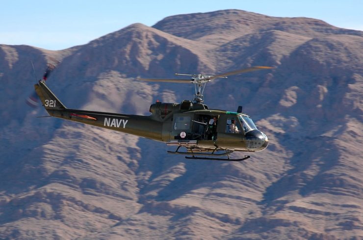 The Huey - Bell UH-1 5