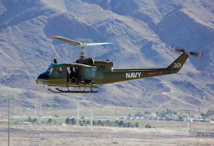 The Huey - Bell UH-1