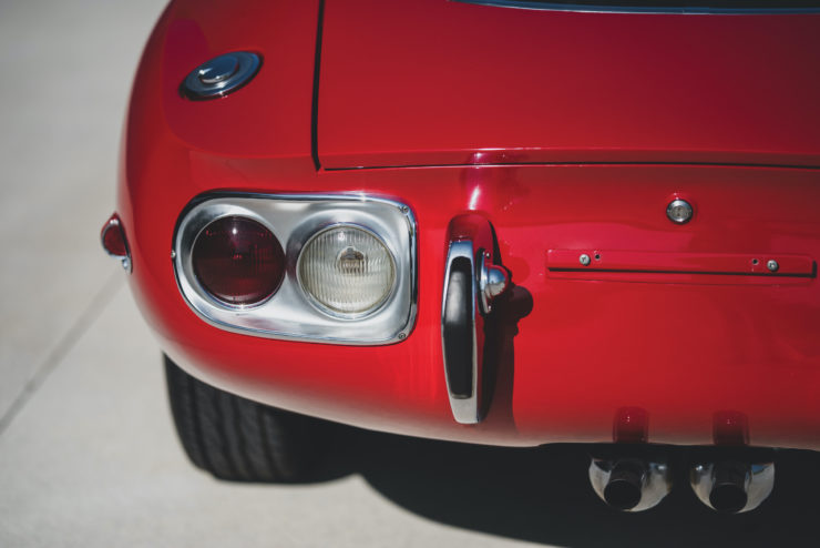 Toyota 2000GT Tail Light