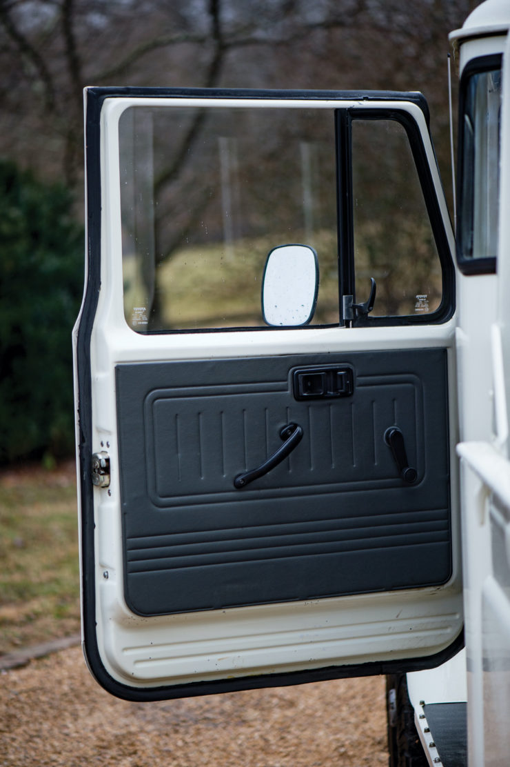 Toyota FJ45 Land Cruiser Door