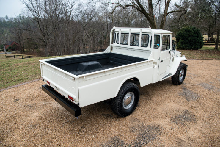 Toyota FJ45 Land Cruiser Tray 2